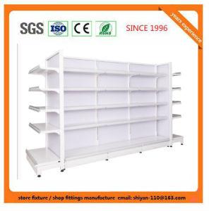 Metal Supermarket Shelf (YY-03) 08133 Store Fixture Shop Fixture Fittings pictures & photos