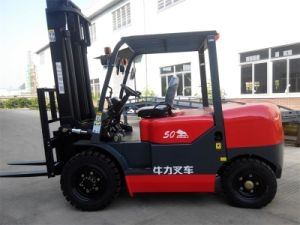 5ton Diesel Forklift with Sideshifter and Japanese Engine pictures & photos