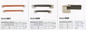 R807 Colorful Hardware Corium Handle pictures & photos