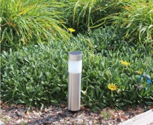 CE Approved Stainless Solar Garden Lights Outdoor Lighting pictures & photos