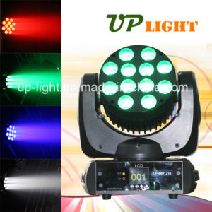 High Power 12PCS 10W RGBW 4in1 LED Beam Light pictures & photos