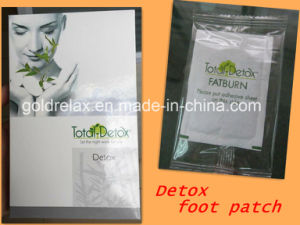 Factory OEM Detox Foot Patch