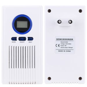 AC 220V 100mg/H Ozone Generator Cycle Working Plug in Ozone Air Cleaner pictures & photos