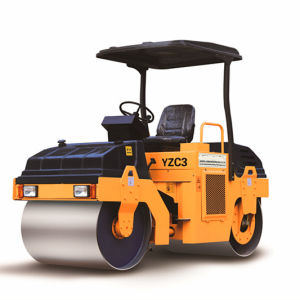 2ton to 6ton Small Size Double Drun Vibratory Rollers pictures & photos