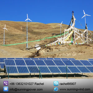 5000W Mini off Grid Wind Generator/Wind Turbine/Wind Power Energy pictures & photos