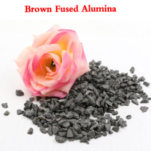 High Quality Brown Fused Alumina for Abrasive Material pictures & photos
