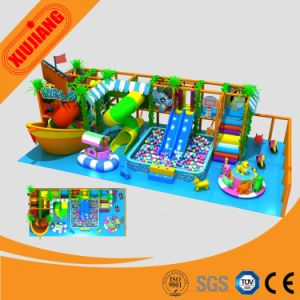 China Indoor Soft Playground Equipment Pirate Ship pictures & photos