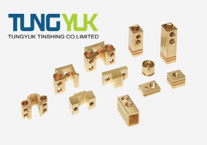 OEM CNC Precision Milling Machining Parts Made of Brass pictures & photos