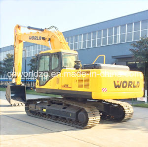 China Made Excavator Compare to Cat C320 Excavator pictures & photos