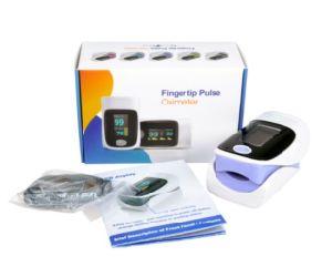 Finger Pulse Oximeter SpO2 Monitor FL-80 pictures & photos