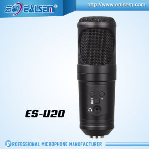 USB Computer Microphone Professional USB Wire Microphone
