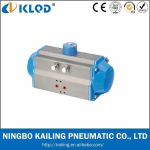 Double Acting Stainless Steel Air Pneumatic Actuator pictures & photos