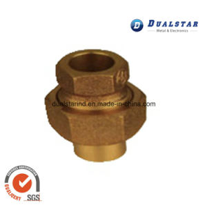 Brass Connector for Water Meter