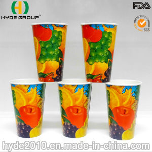 12 Oz Disposable Cold Drink Paper Cup for Juice pictures & photos