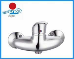 Single Handle Shower Mixer Brass Water Faucet (ZR21804) pictures & photos