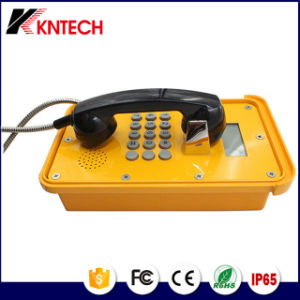 Anti-Explosion Telephone Emergency Security Mining Telephone Knsp-16 pictures & photos