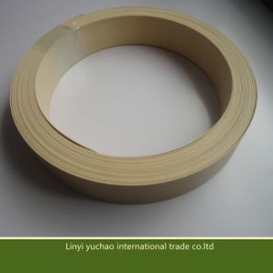 PVC Edge Banding Plastic PVC Profile for Cabinet / Table pictures & photos
