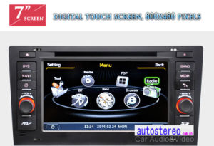 Autoradio Multimedia for Audi A8 S8 Car GPS DVD Player
