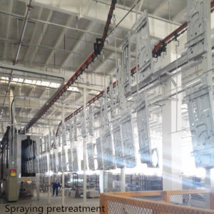 Complete Reliable Quality Powder Coating Machine for Aluminum and Steel pictures & photos
