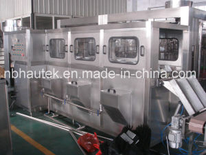 5 Gallon Bucket Rinsing Filling Capping Machine pictures & photos