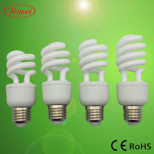 Half Spiral Energy Saving Lamp pictures & photos