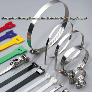 Clamp/ Tube Clamp for Flexible Ducts pictures & photos