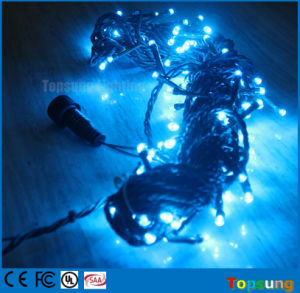 Copper Wire LED 10m String Fairy Decoration Light 110/220V
