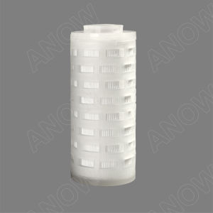 Food Beverage Filtration 0.22 0.45 Micron Pleated Pes Filter Cartridge pictures & photos