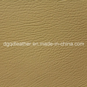 Top Selling Fashion Semi-PU Furniture Leather (QDL-51082) pictures & photos