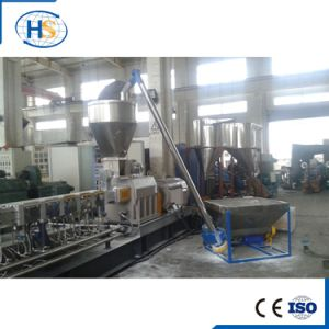 Rubber Plastic Pelletizer Extrusion with Air Cooling Line Price pictures & photos