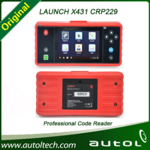 Launch X-431 Creader Crp229 Touch 5.0 Android System OBD2 Full Diagnostic Scanner pictures & photos