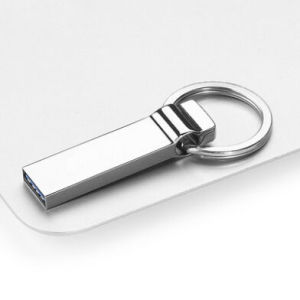 Metal Key USB Stick Flash Memory Keyring Pendrive pictures & photos