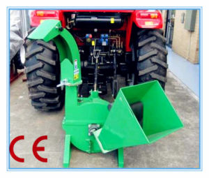 Wood Chipper for Garden Tractor, 25-50HP Tractor Pto Wood Chipper, CE Approval pictures & photos