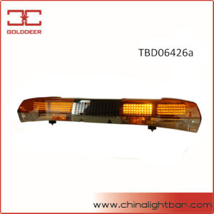 Emergency Vehicle Amber Warning Lightbar with Stainless Steel (TBD06426A) pictures & photos