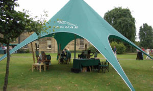 Waterproof Foldable Outdoor Party Star Tent pictures & photos