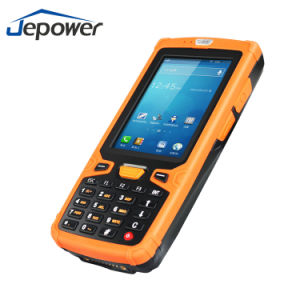 Android Handheld RFID Barcode Scanner Handheld PDA pictures & photos