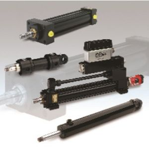 Customized hydraulic cylinders pictures & photos