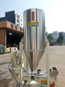 Vibration Sieve with Storage Machine Made of Stainless Steel pictures & photos