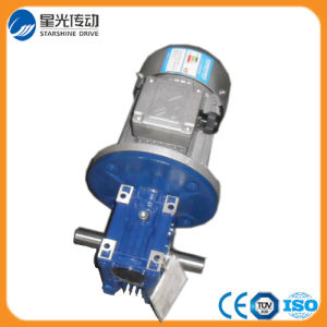RV Series Worm Gear Drives Reducer Motor Gearbox pictures & photos