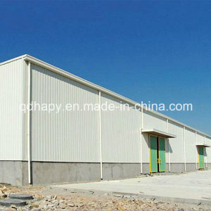 High Quality Professional Design Turnkey Steel Structure Warehouse pictures & photos