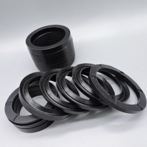 Hydraulic NBR/Nitrile-Butadiene Rubber FKM PTFE V Packing Seal pictures & photos