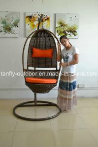 Very Popular Patio Garden Wicker Swing Hanging Chair