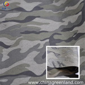 Polyester Camouflage Printed Twill Woven Fabric (GLLYH002) pictures & photos