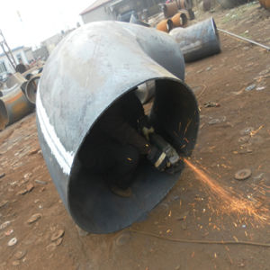66 Inch A516 Gr70 Steel Welding Elbow with 10mm Wt pictures & photos