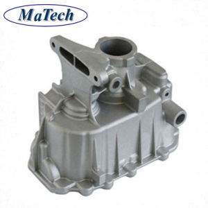 China Factory Custom Die Casting Aluminum Metal Cover for Engine Parts pictures & photos