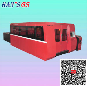 The New Carbon Steel Stainless Steel Fiber Laser Cutting Machine pictures & photos
