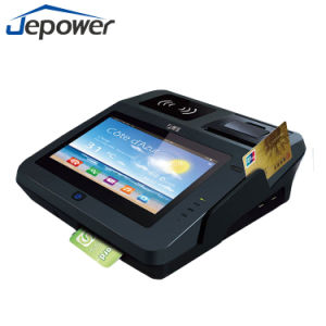 Save Place Only 7inch Touch Screen Android Card Swipe POS Machine pictures & photos