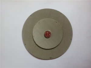 400 Mesh, 0.03 mm Wire, Ss316L Filter Disc Screen, Extruder Filter Screen, Filter Pack pictures & photos