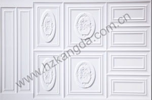 PVC Embossed Board (Y-15) pictures & photos