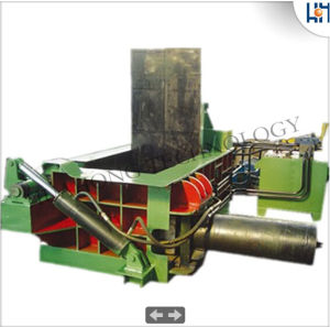 Hydraulic Scrap Iron Steel Copper Press Metal Baler Machine pictures & photos